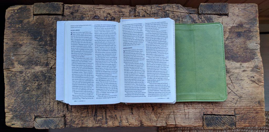 Det kan være vanskelig å forstå bibelens sannheter rett.